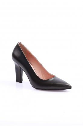 Siyah Kadın Stiletto Ayakkabı 202127102