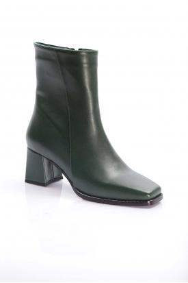 Yeşil Kadın Topuklu Bot 202127206