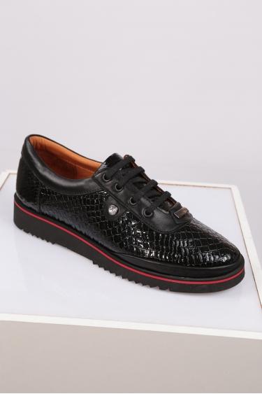 Hakiki Deri Yok Kadın Comfort Ayakkabı 212134107