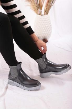 Platin Kadın Yağmur Bot 202207204